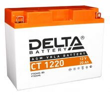 Аккумуляторная батарея Delta СT 1220