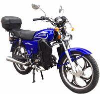 Мопед ZIP MOTORS Alpha lux 50 (синий)