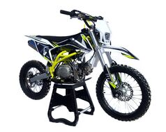 Мотоцикл кроссовый ZIP MOTORS K3 125 (зеленый)
