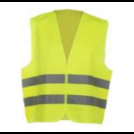 Светоотражающий защитный жилет, взрослый, L (желтый, TS-K-01yellowL)