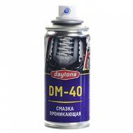 Смазка проникающая многоцелевая Daytona DM-40 аэрозоль 140 мл