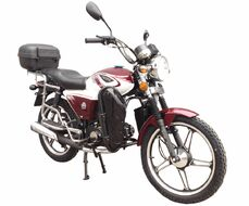 Мопед ZIP MOTORS Pegas 50 (красный)