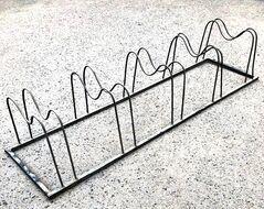 Парковка для велосипедов, на 5 мест, уличная, сталь