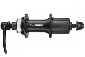 Втулка, Задняя SHIMANO Acera, FH-RM35, 32 отв., 135 мм, 10 мм (эксцентрик), 170 мм, Дисковая (center lock), Под кассету 8/9/10 ск. (AFHRM35BZBL5)